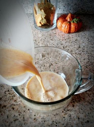 pumpkin milk